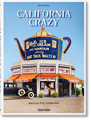 California Crazy. American Pop Architecture (Varia)
