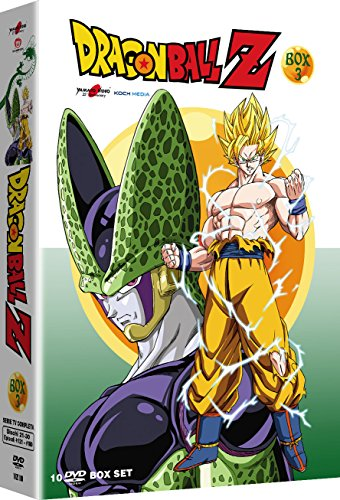 Dragon Ball Z #03 (10 Dvd)
