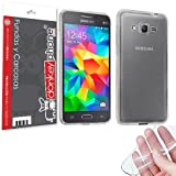 Producto Original Donkeyphone® - FUNDA GEL TRANSPARENTE PARA SAMSUNG GALAXY GRAND PRIME G530 SILICONA ULTRA THIN - ULTRA FINA 0,33 mm