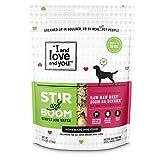 I and love and you cruda comida casera para perro, cruda carne de vacuno Boom Ba Dinner, 14 kg. por I y Love y usted