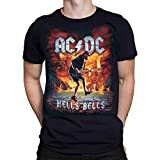 ROCK ERUPTION T-Shirt Officially Licensed ACDC Merchandise (Large 108cm Brust)