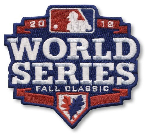 e9f8b75f68909 mlb official licensed. 2012 San Francisco Giants World Series Patch Combo  with 2010 World Series Patch - 100%