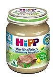 Babynahrung HiPP Bio-Rindfleisch
