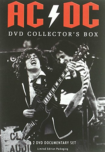 AC/DC - The dvd collector's box - Amazon Musica (CD e Vinili)