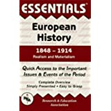 European History: 1848 to 1914 Essentials: Realism and Materialism (Essentials Study Guides)