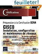 CISCO : Installation, configuration et maintenance de réseaux