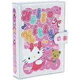 Hello Kitty binder seal book (japan import)