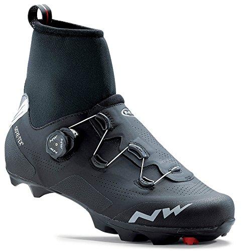 Northwave Raptor GTX - Zapatillas - negro Talla del calzado 44 2017