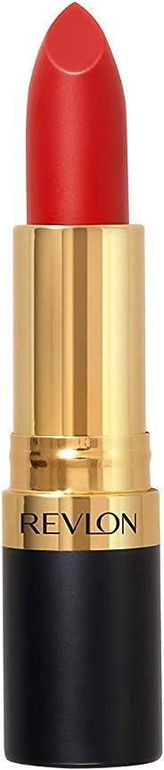 Revlon Super Lustrous (Matte) Lipsticks - So Lit!, 4.2 Gm, Red, 4 g