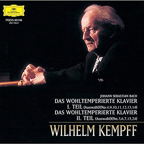Bach:Well-Tempered Clavier 1&2 - Bach Well