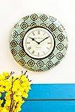 Cocovey C111016_6 ethnic wall clocks