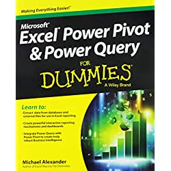Excel Power Pivot & Power Query FD (For Dummies)