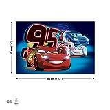 Disney Cars Lightning McQueen Todoroki Leinwand Bilder (PPD401O4FW)