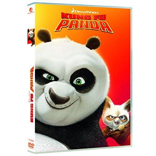 Kung Fu Panda 1 [DVD] 2