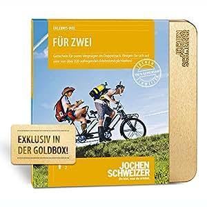 Erlebnis-Box 'Für Zwei'