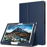 MoKo Lenovo Tab 4 10' Etui Housse - Pliable Tablette Coque Slim Smart Case Cover pour...