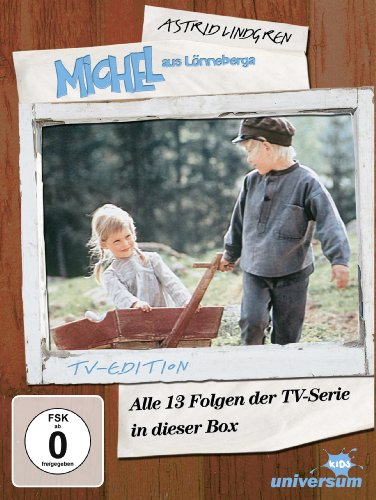 Michel - TV-Serien-Box (3 DVDs): Alle Infos bei Amazon