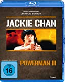 Jackie Chan - Powerman 3 - Dragon Edition [Blu-ray]