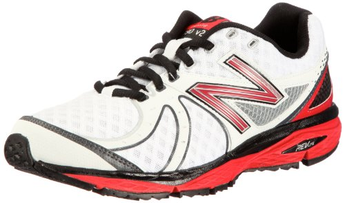 New balance M790WR2, Chaussures de running homme Blanc (wr2 white/red)