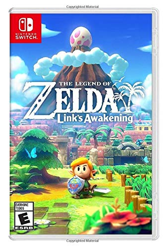 THE LEGEND OF ZELDA: Link's Awakening - Limited Edition(A Walkthrough Official Nintendo Switch Guide)