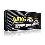 2 x Olimp AAKG 1250 Extreme, 120 Mega Caps (2er Pack)