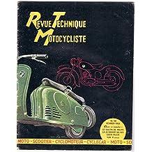 Revue Technique Motocycliste, n° 59 février 1953 : Salon de Milan, la zundapp ks 601, essai puch, moto, scoter, cyclomoteur