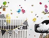 I-love-Wandtattoo WAS-12664 Kinderzimmer Wandtattoo Set