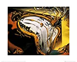 (16 x 20) Salvador Dali 'Les Montres Molles, Uhren Poster Kunstdruck