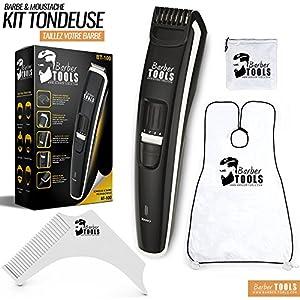 ✮ BARBER TOOLS ✮ Bartschneider-Kit – Alles, was Sie zum Mähen Ihres Bartes brauchen