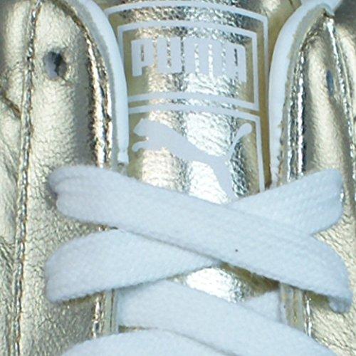 Puma Barnett Vintage Met Sneakers en cuir pour femme Or