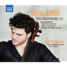 Saint-Saens: Cellokonzerte 1 & 2