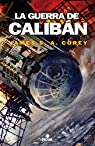 La guerra de Calibán par Corey