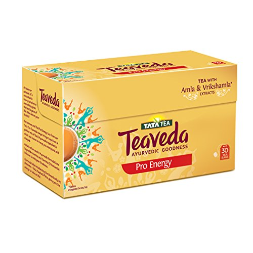 Teaveda Pro Energy, 30 Tea Bags