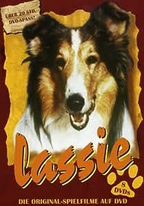 Lassie - Die Original-Spielfilme [8 DVDs]