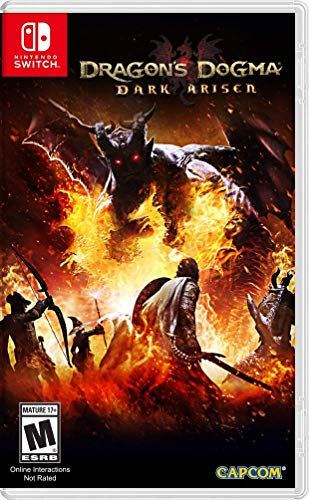 Dragons Dogma Dark Arisen HD (US-Import) Nintendo Switch (Dragon Dogma Dark Arisen)