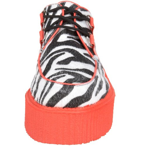 Demonia V-507uv Creeper Orange