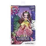 Hasbro 14544 My Little Pony - Equestria Girls - Legend of Everfree - Crystal Gala - Fluttershy, Spielzeug