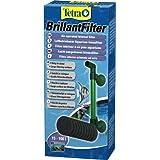 Tetra Brillant Filter (luftbetriebener Innenfilter für Aquarien mit Schaumstoffpatrone, für Aquarien von 15 bis 100 Liter, geeignet für Garnelen und Krebse)