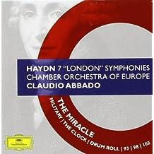 7 Londoner Sinfonien
