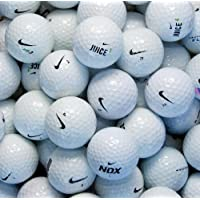 Second Chance Nike 100 Assorted Model Lake Golf Balls Grade B