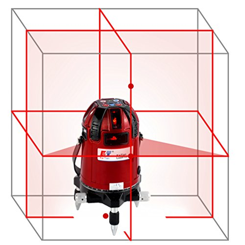 kaitian-red-8-line-3-point-full-automatic-laser-level-horizontal-and-vertical-self-leveling-laser-el