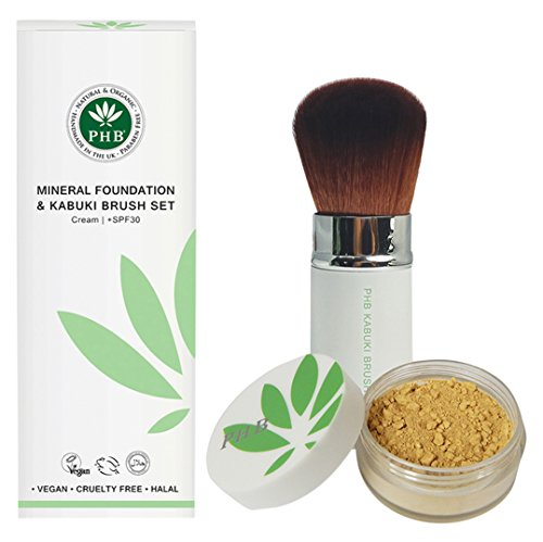 biokompatibel-mineral-creme-farbe-foundation-und-kabuki-pinsel-set