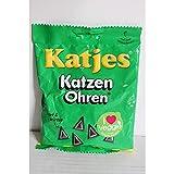 Katjes Katzen Ohren (200g Beutel)