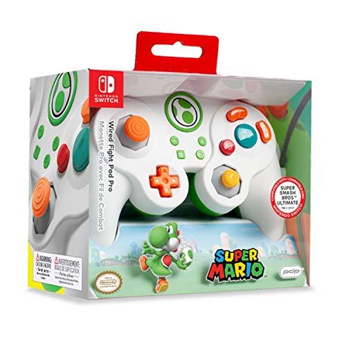 Pdp Controller Smash Nintendo Switch Yoshi - Essentials - Nintendo Switch