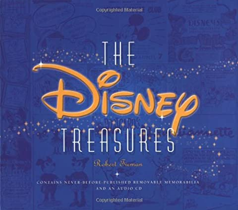 The Disney Treasures (Disney Editions Deluxe)