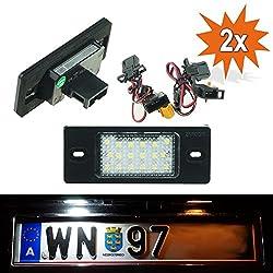Do!LED PSK LED Kennzeichenbeleuchtung mit E-Prüfzeichen