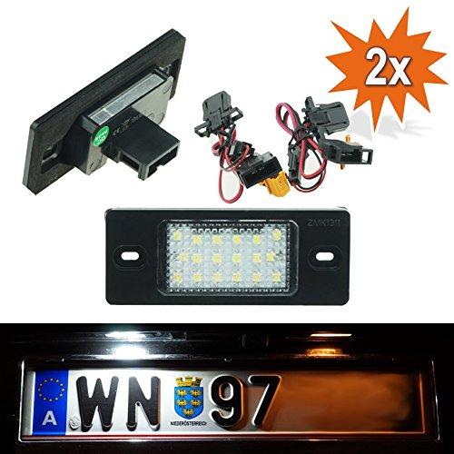 Preisvergleich Produktbild Do!LED PSK LED Kennzeichenbeleuchtung mit E-Prüfzeichen