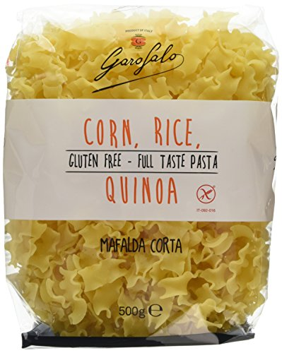 Garofalo Gluten Free Mafalda Corta 500 g (Pack of 3)