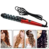 Ckeyin ® Pro Electric Ceramic Hair Curler Spiral Hair Rollers Curling Iron W