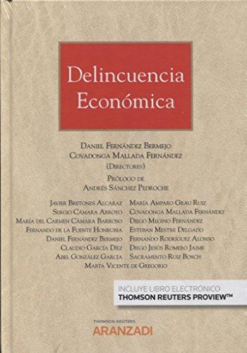 Delincuencia económica (Papel + e-book) (Gran Tratado)